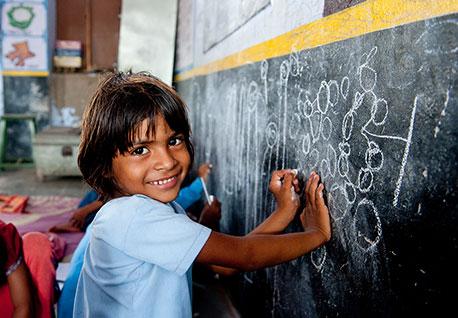 © UNICEF/INDA2013-00412/Romana